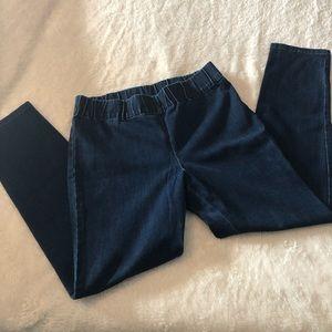 Soft Surroundings jean leggings!